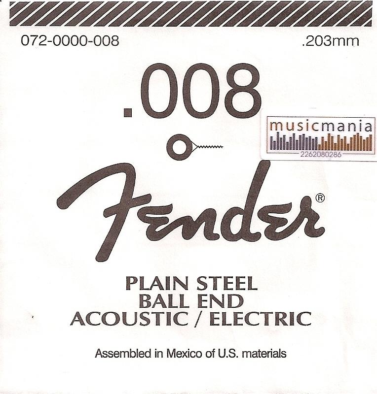 Fender 008
