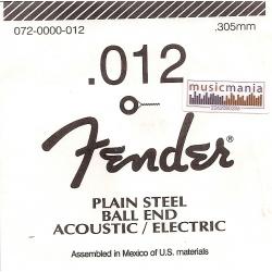 Fender 012