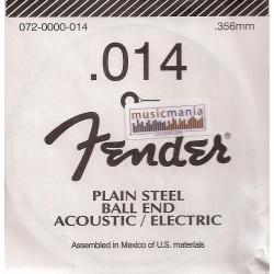 Fender 014