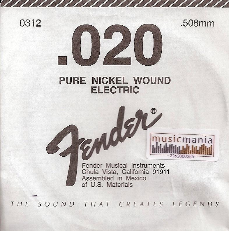 Fender 020