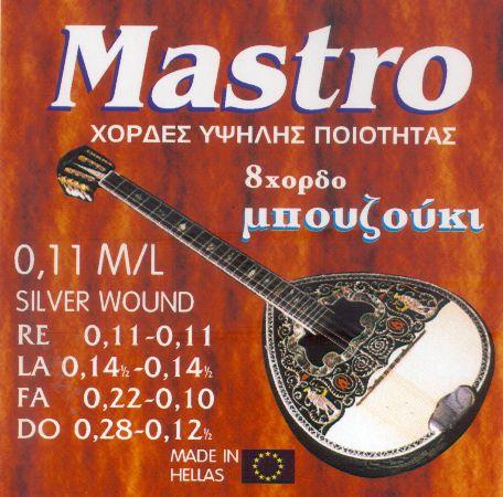 MASTRO SILVER WOUND